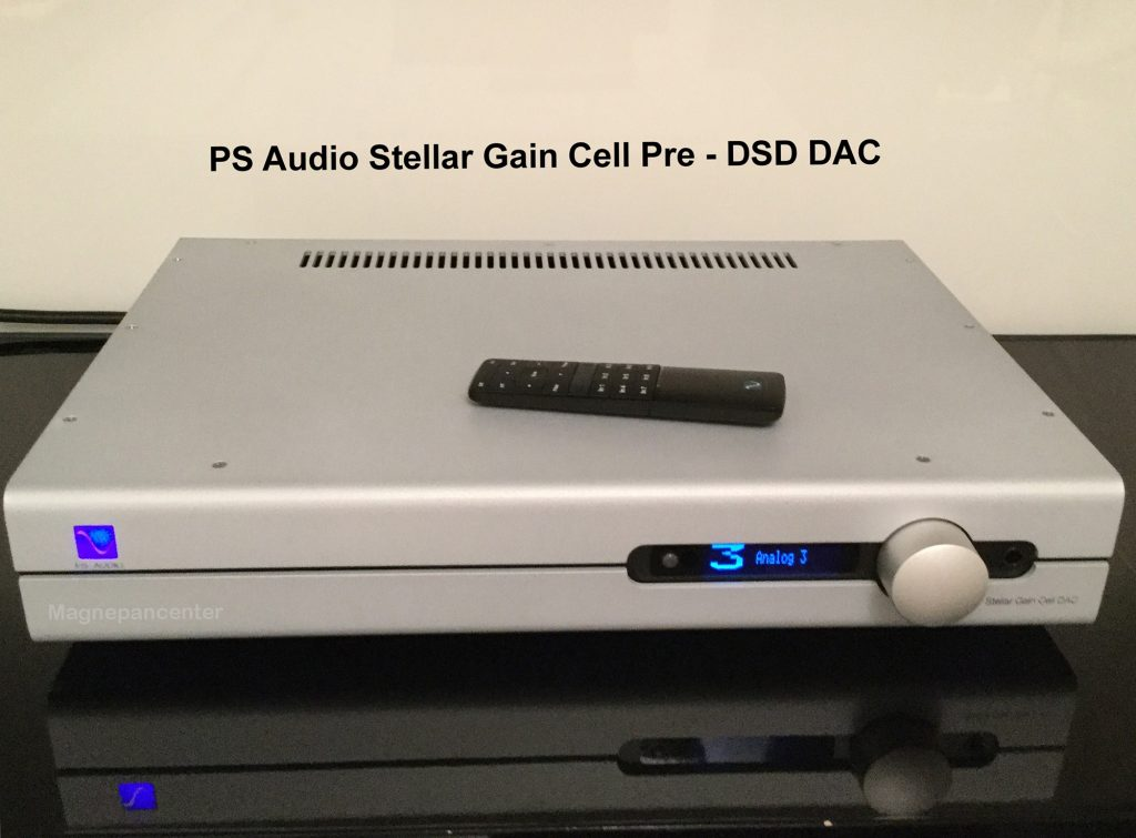 PS Audio - Stellar Gain Cell DSD DAC